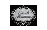 trends boutique logo, bookkeeping client